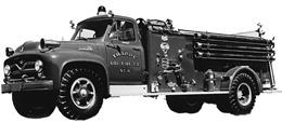 1950s Firetruck