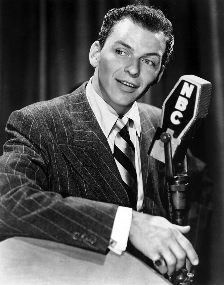 Frank Sinatra Rocky Fortune