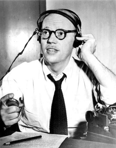Frank Singiser News Announcer