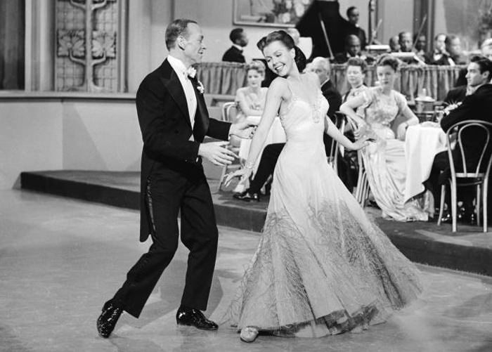 Fred Astaire & Ann Miller
