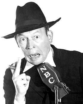 Fred Allen Cowboy