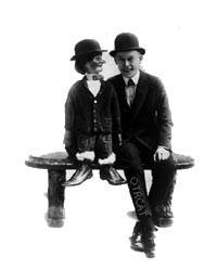 Fred Allen & Dummy