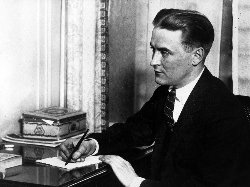 What are the similarities of Steinbeck and Fitzgerald?