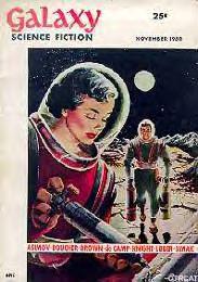 Galaxy Sci Fi Magazine