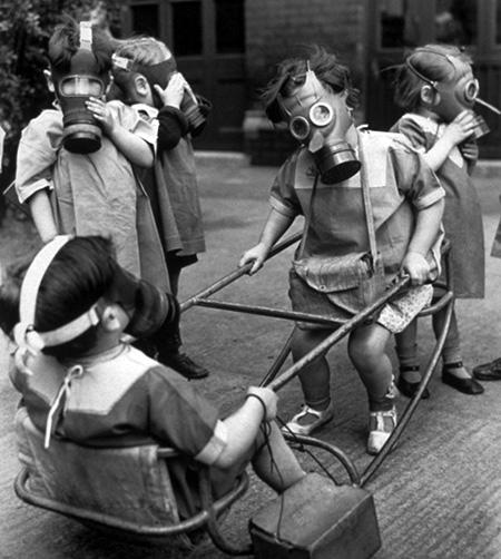 Gas Mask Chilren