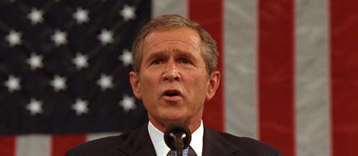 George Bush 911