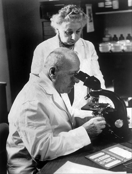 Inventors of Pap test