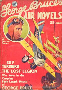 George Bruce Air Novel