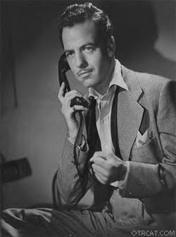 Gerald Mohr as Philip Marlowe