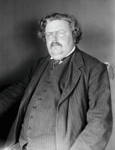 gk chesterton recordings old time radio g k chesterton was an british writer a very large body of work including poetry plays detective novels fantasy novels and very much more