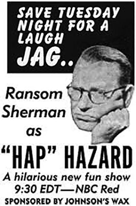 Hap Hazard