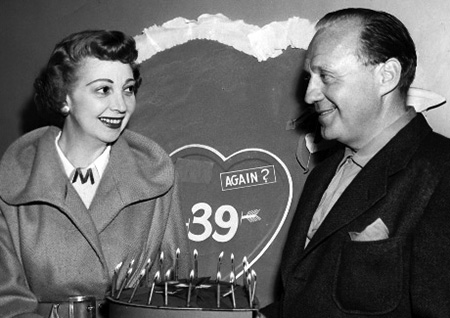 Jack Benny Mary Livingstone Birthday