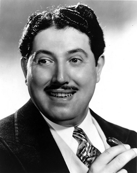 Harold Peary of The Great Gildersleeve