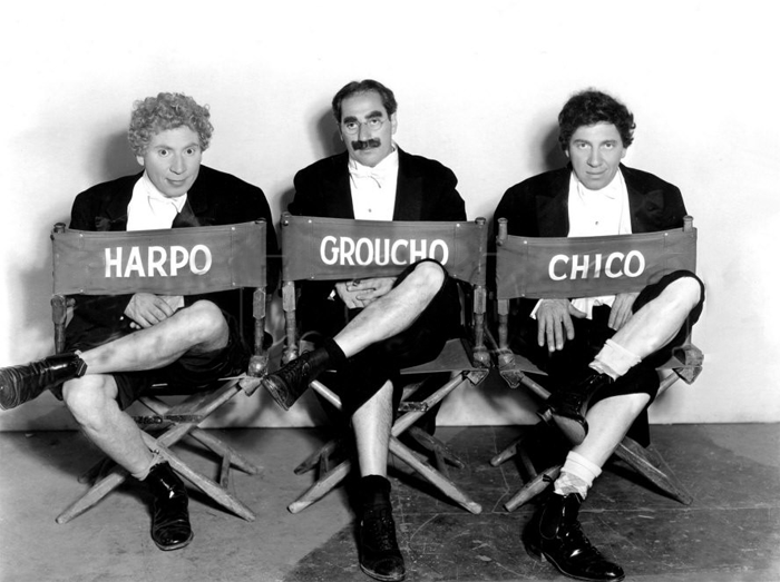 Harpo Groucho Chico