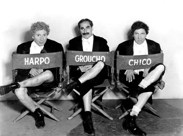 Harpo Groucho Chico