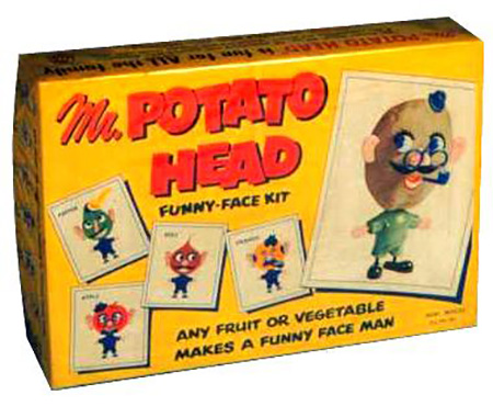 1952 Mr Potato Head