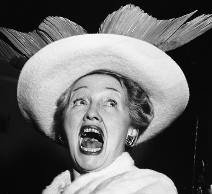 Hedda Hopper, 1951