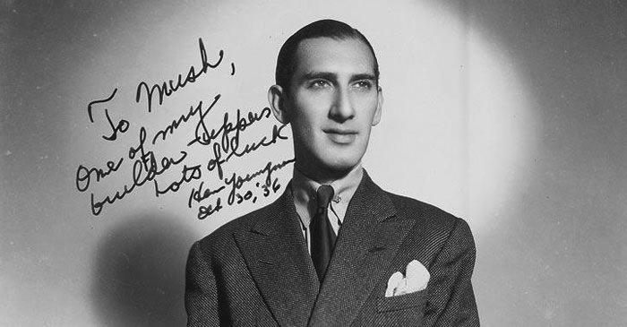 Henny Youngman, 1936