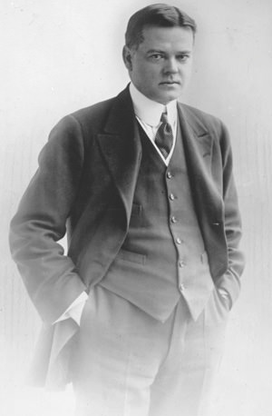 Herbert Hoover WWI