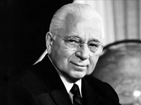 Herbert W Armstrong