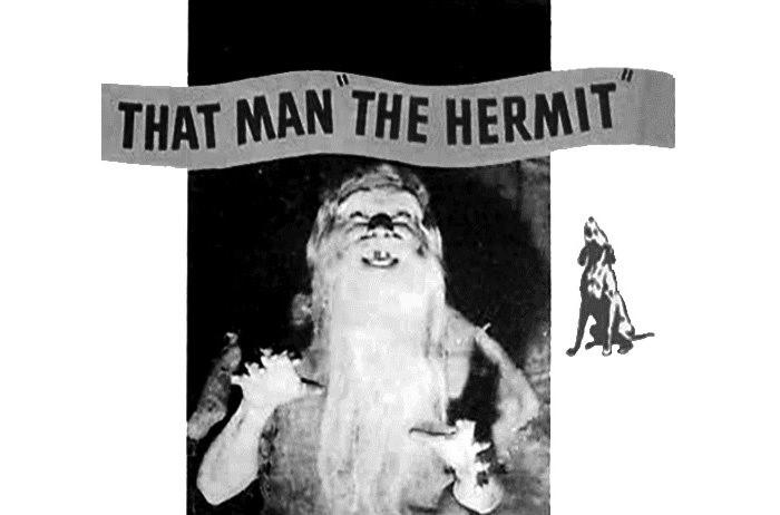 Hermits Cave