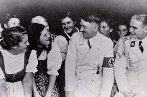 Giggling Hitler