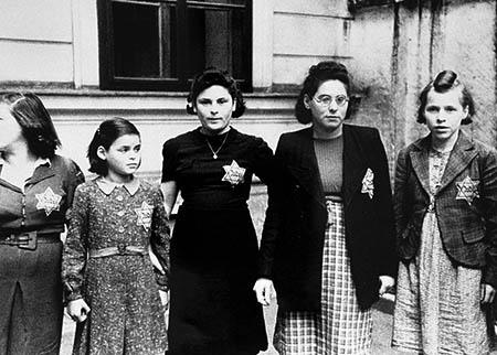 Holocaust victims