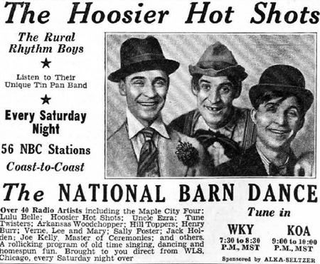Hoosier Advertisement
