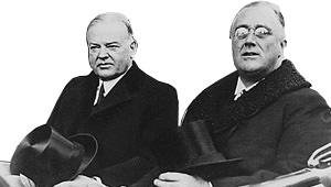 Hoover & FDR