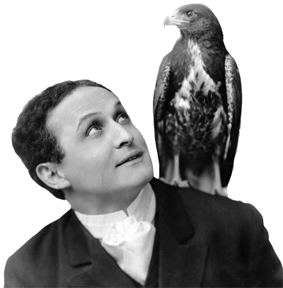 Houdini and Eagle