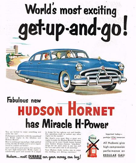 Hudson Hornet 1951