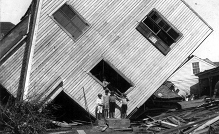Hurricane 1900