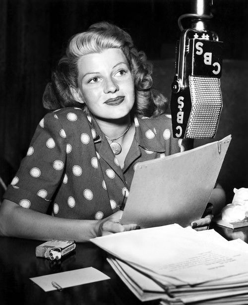 Rita Hayworth On Lux Radio