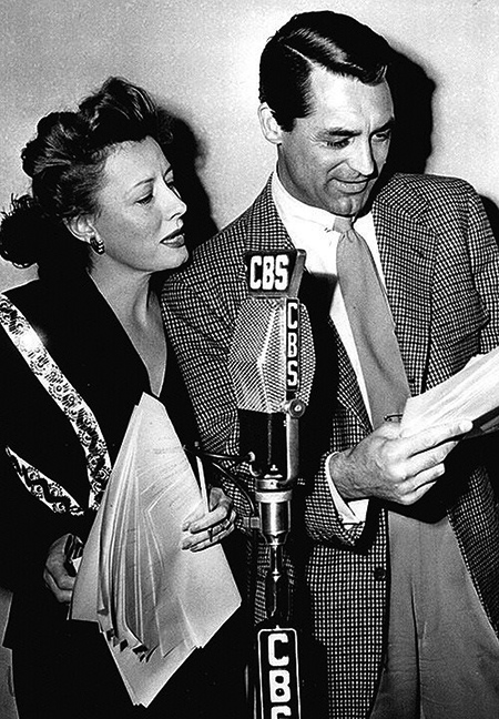 Irene Dunn & Cary Grant