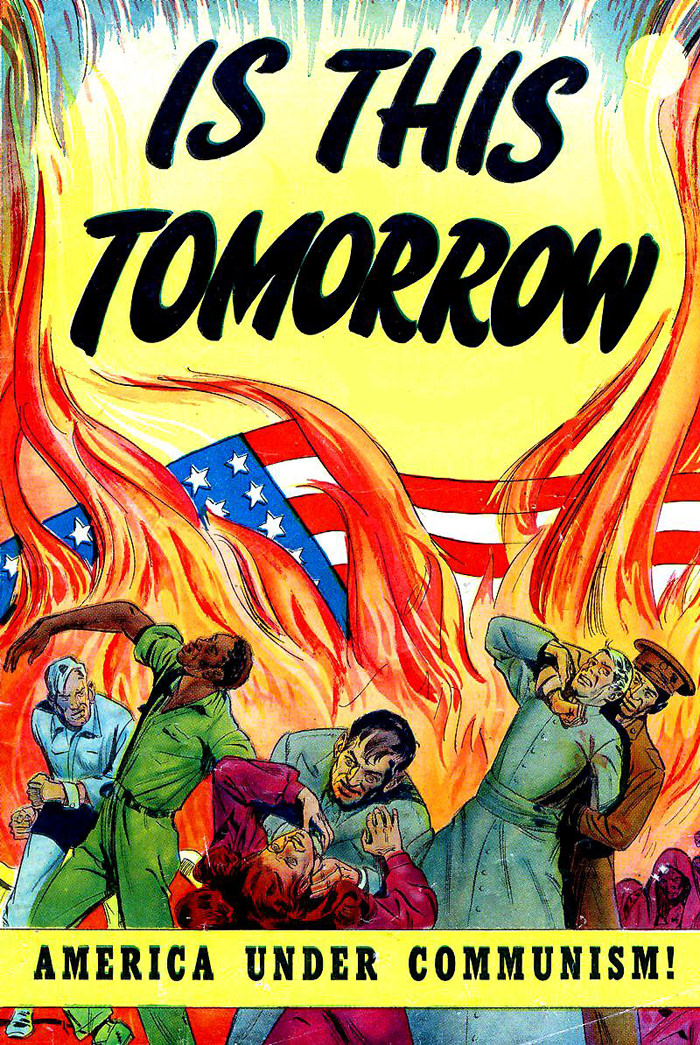Is this Tomorrow; America Under Communism