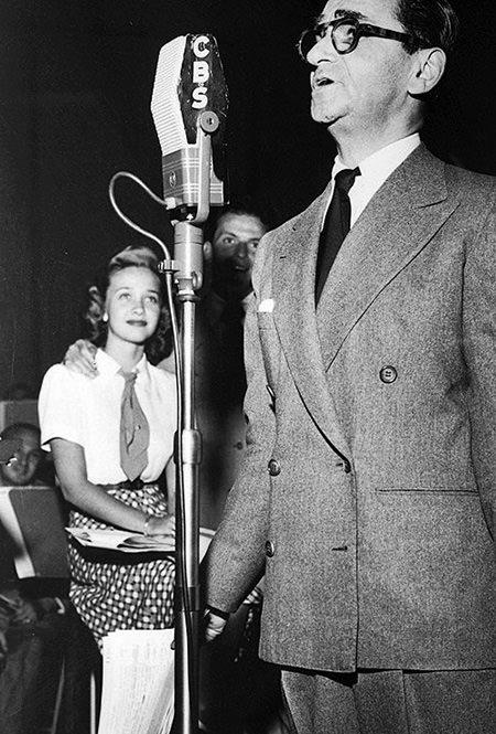 Irving Berlin & Frank Sinatra