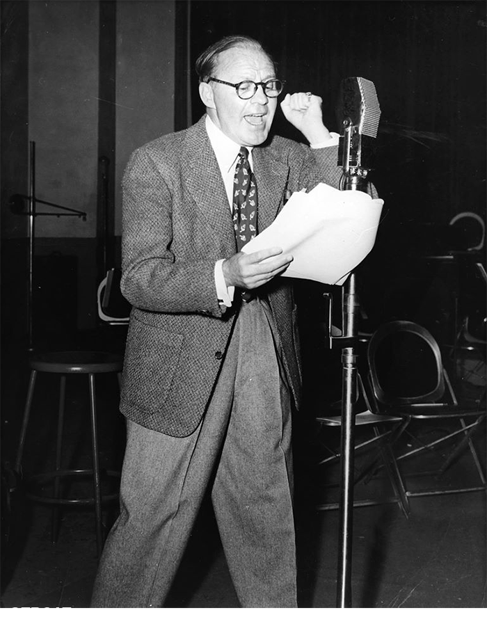 Jack Benny on the Radio
