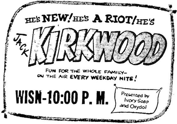 Jack Kirkwood Ad