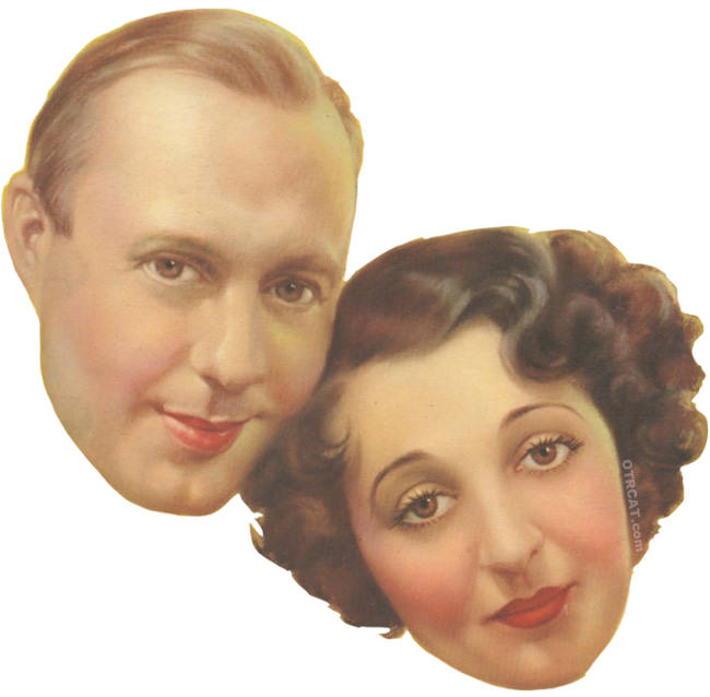 Jack Benny & Mary Livingston