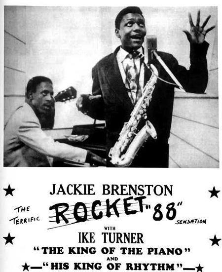 Jackie Brenston