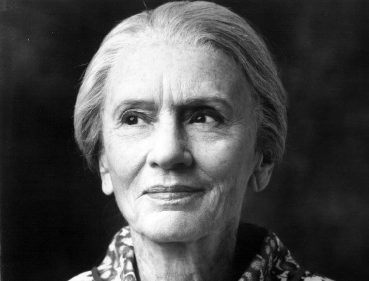 Jessica Tandy in the 1980s