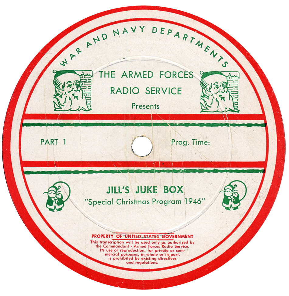 Jill's Jukebox
