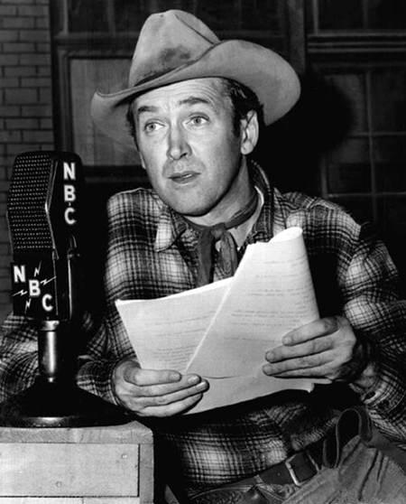 Jimmy Stewart Western Radio