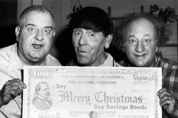 Joe in the Three Stooges
