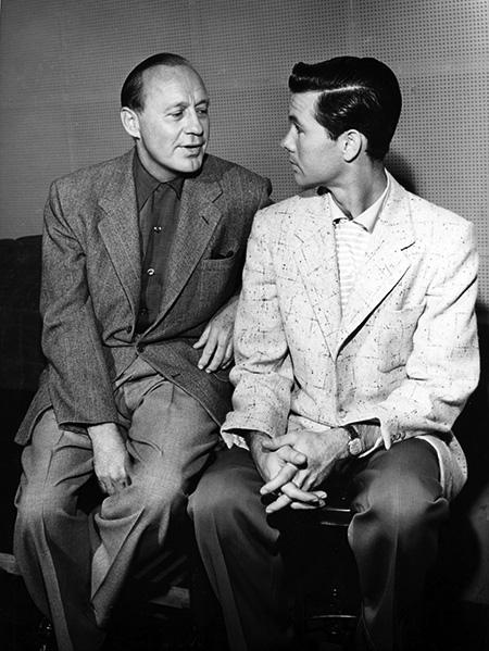 Carson & Jack Benny