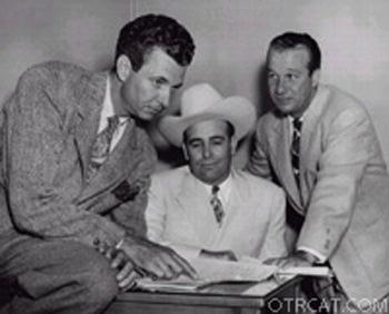 Chester Lauck, Bob Willis, Norris Goff