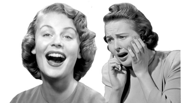 Laughin Woman