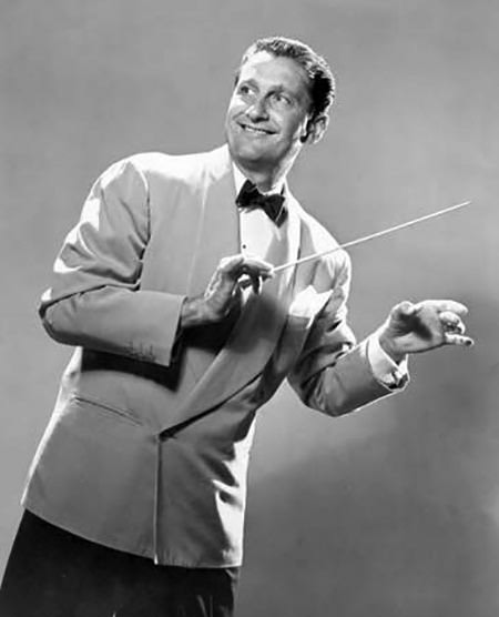 Lawrence Welk conductor