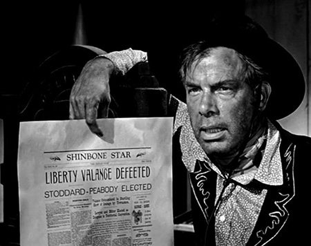 1962 Man Who Shot Liberty Valance