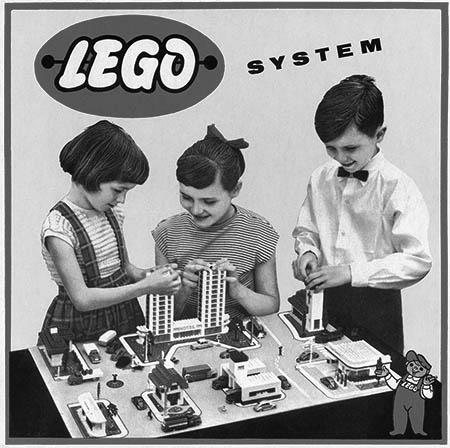 Lego 1958